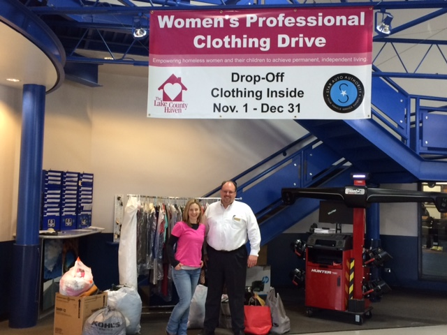 Women's Professional Clothing Drive